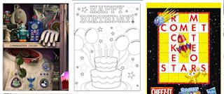 Free Fun Stuff - Printables/Games