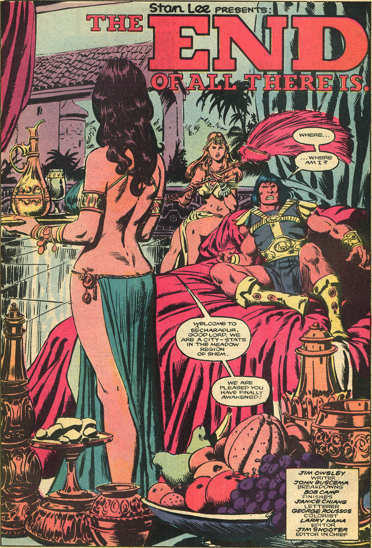 Conan the Barbarian (1970) Issue #179 #191 - English 10