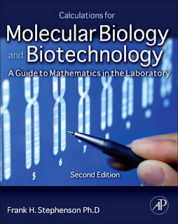 Free eBook Calculations for Molecular Biology  and Biotechnology