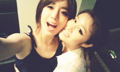 Park JIYEON - EUNJUNG SELCA Together