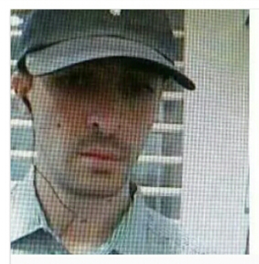 Polis Dedah Gambar Suspek Godam Mesin ATM