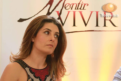 Fotos nuevas de Mentir Para Vivir (telenovelas )