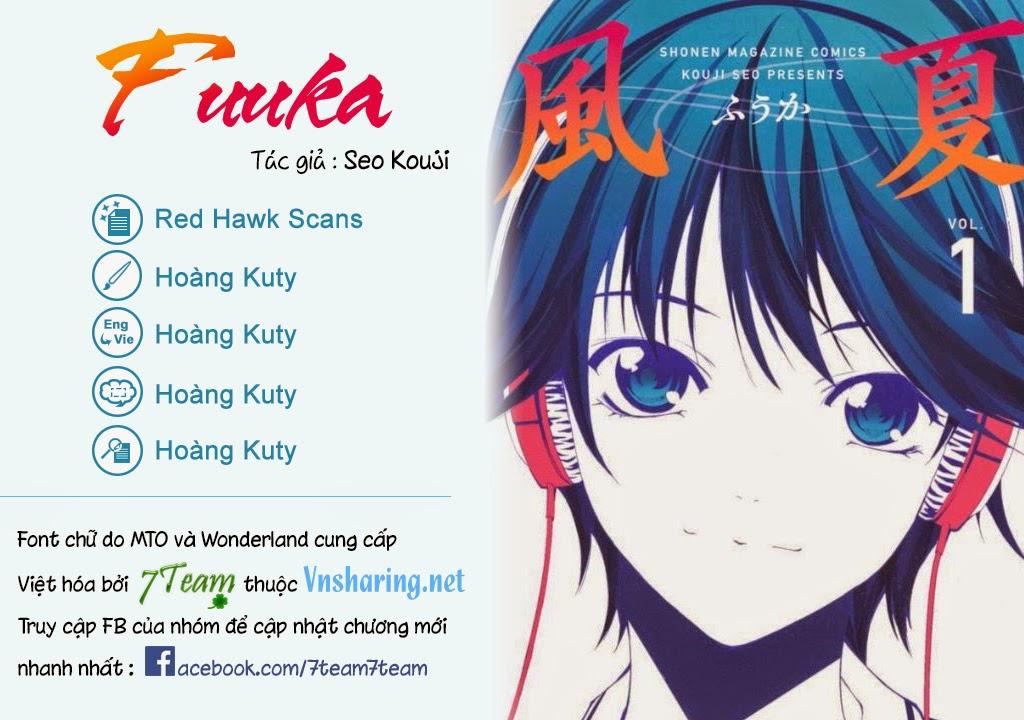 Fuuka chap 22 Trang 1 - Mangak.info
