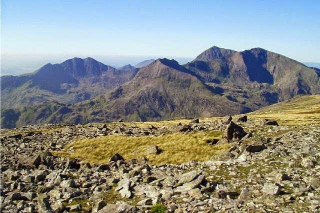 Alfies Studio Blog Post 63 - Mountains - Snowdon