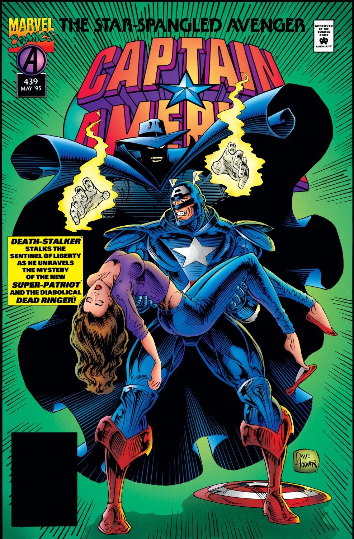 Captain America (1968) Issue #439 #389 - English 1