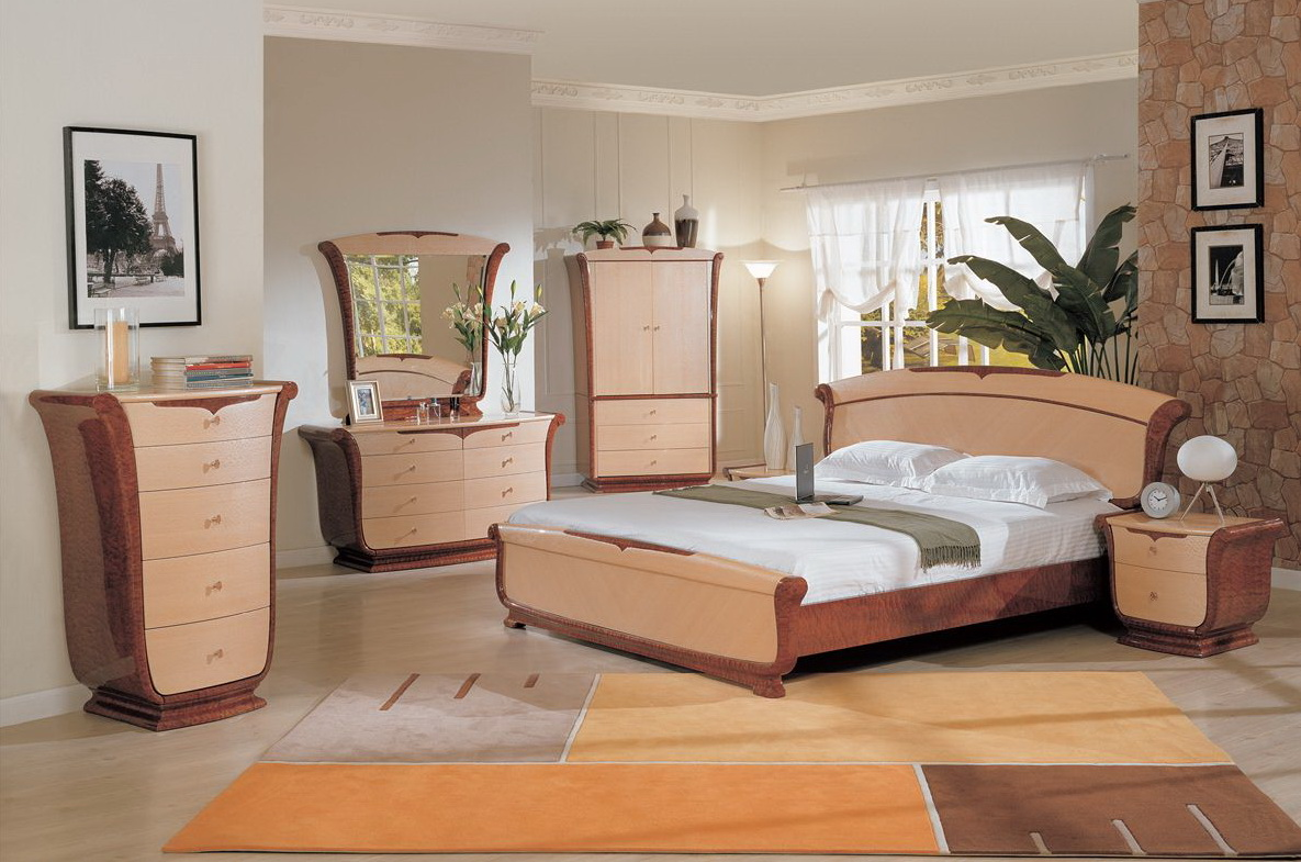 Bedrooms furnitures designs best bed designs ideas