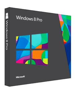 Windows 8 Pro 32/64 by SANDYTACOM