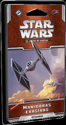 Expansión Star Wars LCG: Ciclo Escuadrón Pícaro - Maniobras evasivas