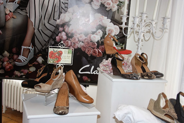 Clarks Spring '14 Collection Preview