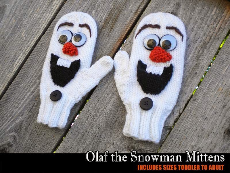 Knitting Pattern For Olaf From Frozen : Kawartha Lakes Mums: Giveaway,Freebies : More Frozen Fun ...