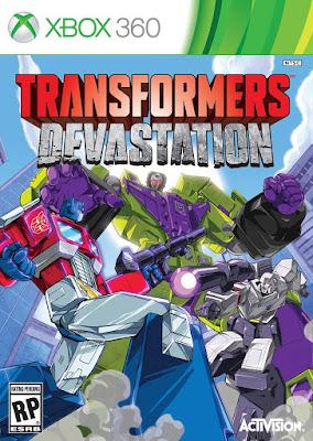 Transformers Devastation 2015 FREE XGD3LT+3.0 Sub