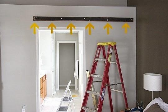 Instrucciones de como hacer una for Construir puerta corredera