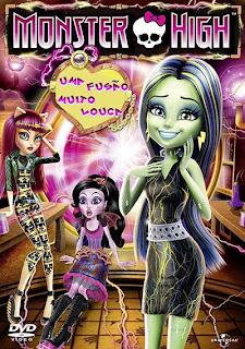 Baixar Filme Monster High: Uma Fusão Muito Louca (Dublado)