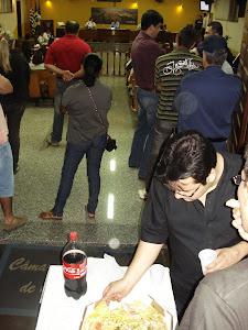 PIZZA E PROTESTO MARCOU A SESSÃO DA CÂMARA AGITADA NESSA SEGUNDA (13/09)