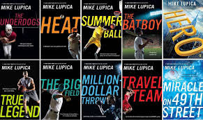 Mike Lupica - Our final Author of the Month