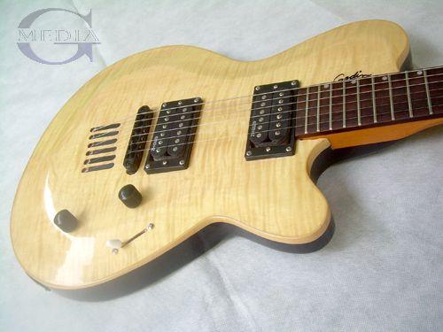 Custom Guitar Godin Supmit Order By Husaini Malaysia Spec Detail Body Solid Mahogany Mapel On Top Neck