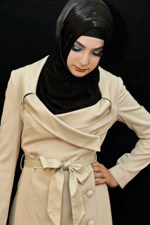 Penampilan Hijab Untuk Interview Kerja, tutorial jilbab interview - MizTia Respect