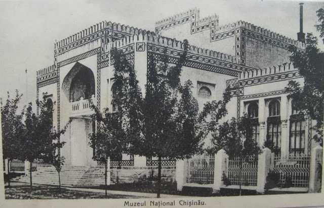 Muzeul National din Chisinau