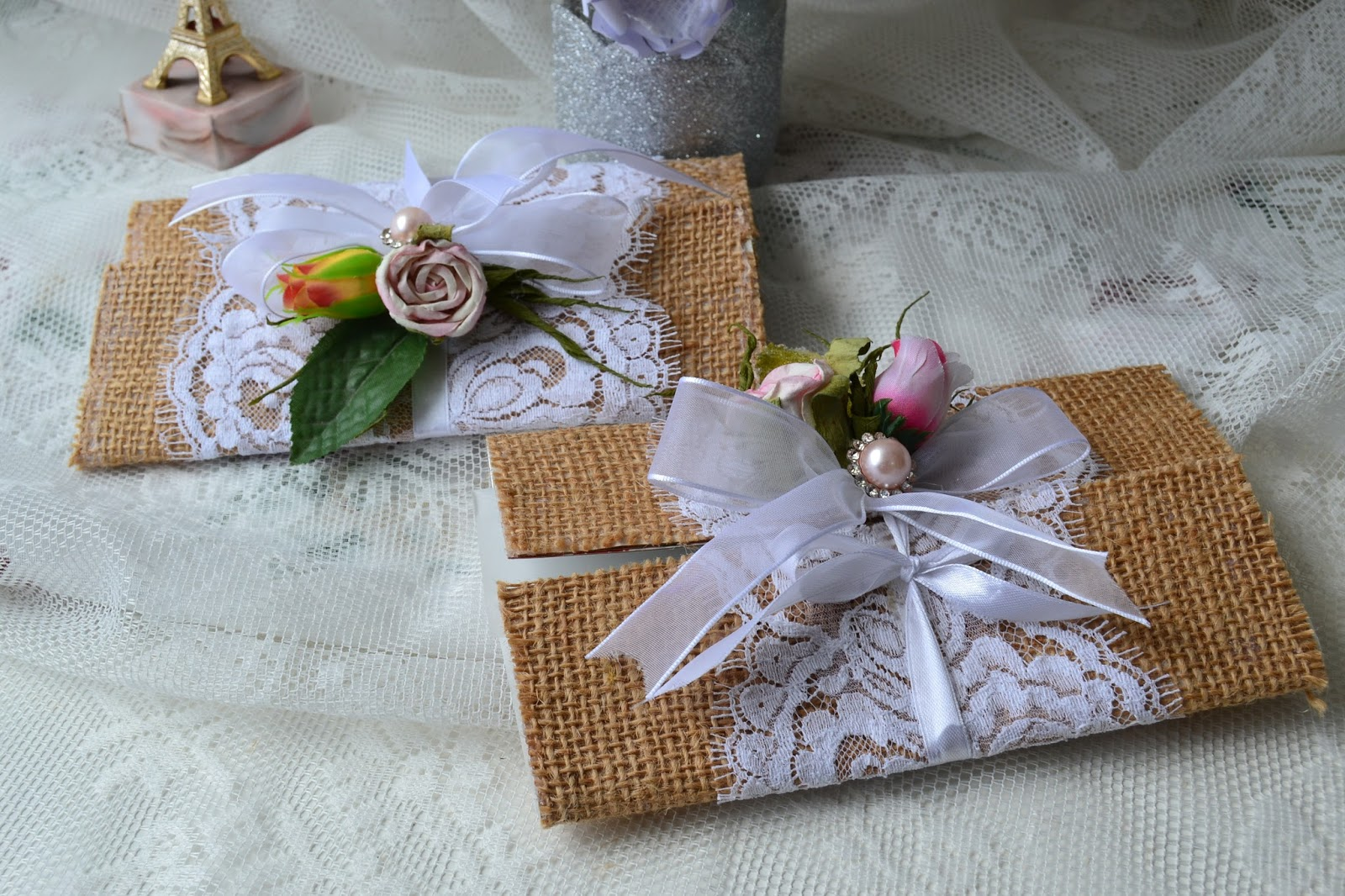 decoracao de casamento que eu posso fazer:Como fazer convites de casamento rustico com caixa de leite e juta ♥