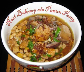 Resep Masakan Cina Nasi Bakmoy Ayam Halal Resep Masakan Indonesia Sederhana