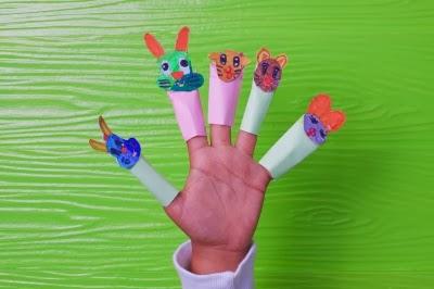 Pacynki dla przedszkolaka