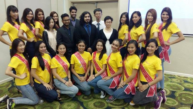 MISS GLOBAL INTERNATIONAL MALAYSIA 2015 FEVER IS ON! click the photo to see more.