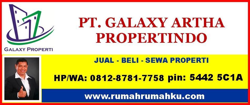 Rumah dijual di daerah Jakarta dan sekitarnya