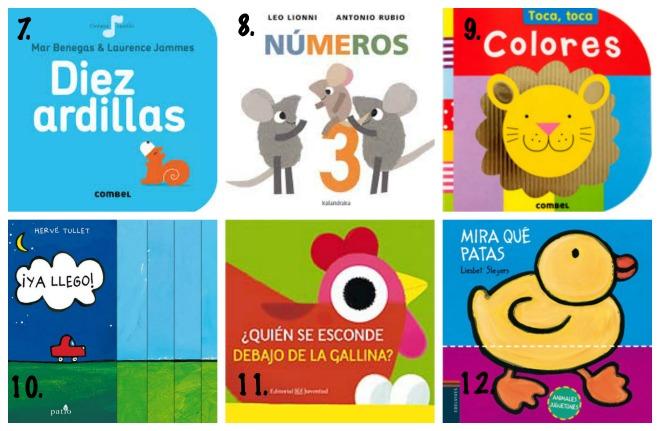 Selección de cuentos para bebés (0-2 años) - Club Peques Lectores ...