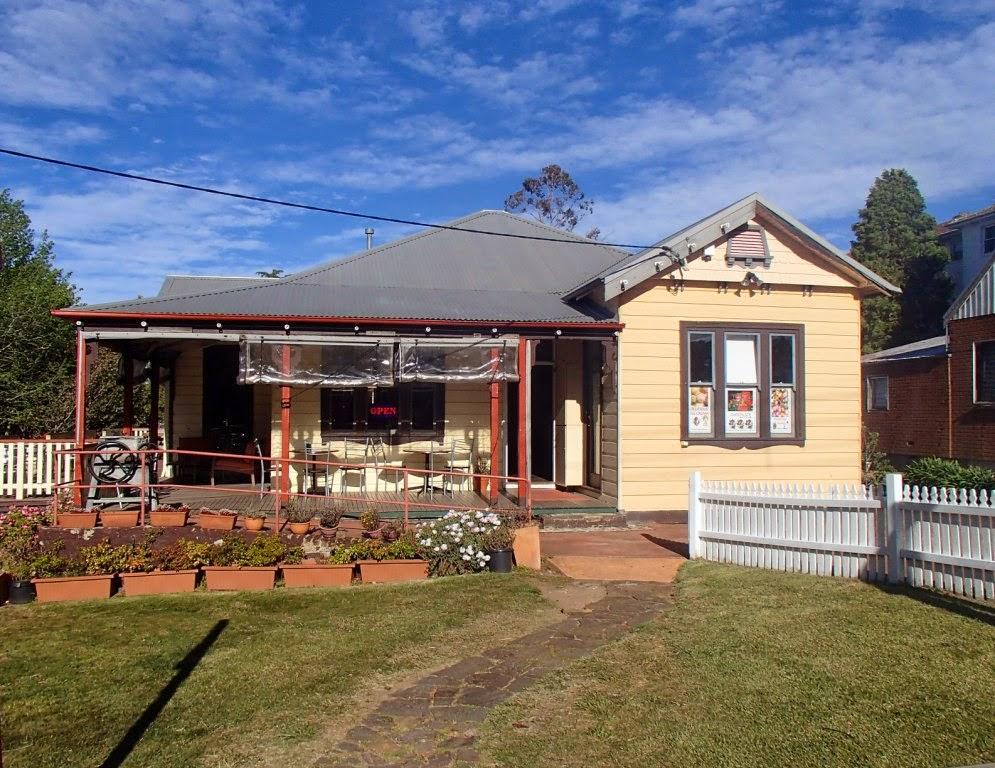 Vis ma vie en australie blue mountains suite la for La petite maison leura
