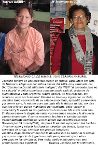 CANCER MAMAS 2008-2011- SOLO CON VOLUNTAD FERREA Y NUTRICION NATURAL