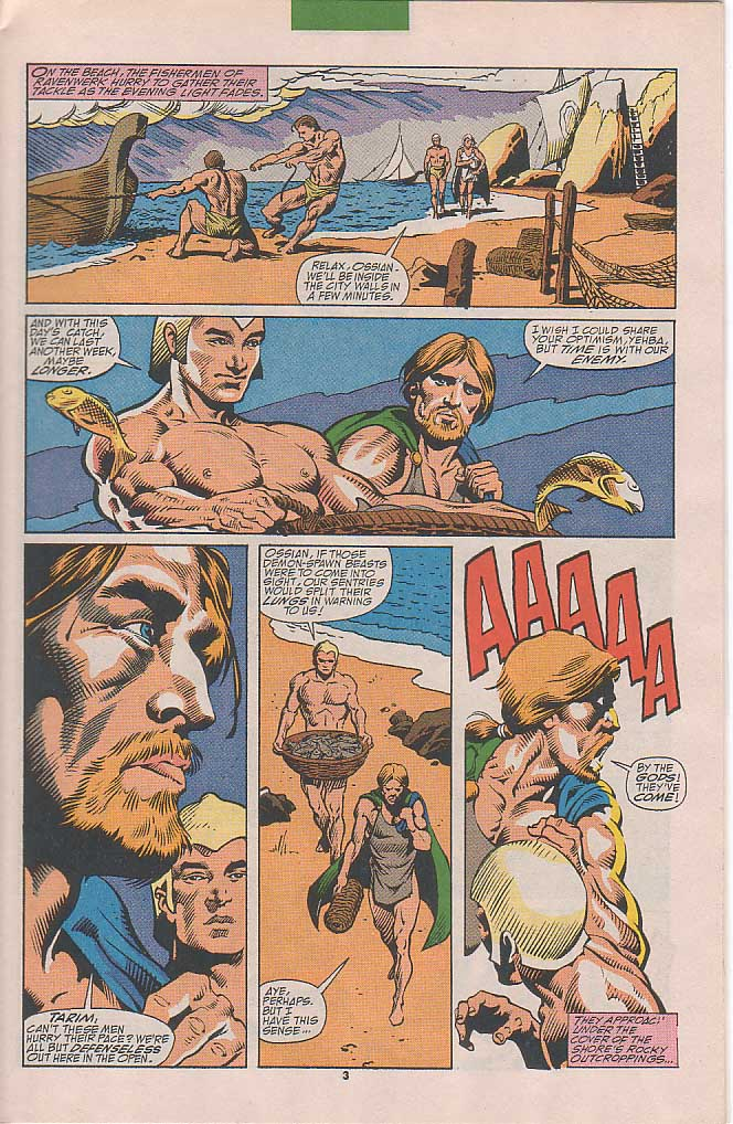 Conan the Barbarian (1970) Issue #251 #263 - English 4