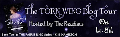 {ARC Review+G!veaway} The Torn Wing by Kiki Hamilton