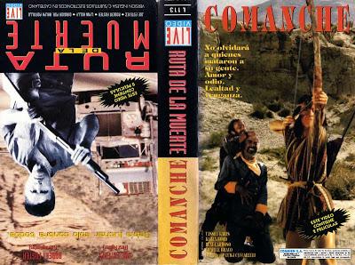 2 películas en 1 VHS