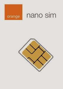 Libere o Seu iPhone 5 Orange Françes - Nano simcard