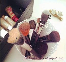 Makyaj Fırçaları: Hangi Fırça ? Hangi Marka?
