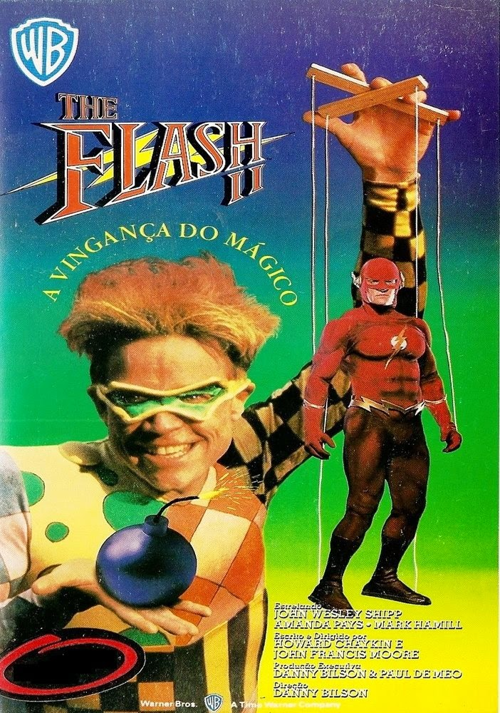 The Flash 2 - A Vingança do Mágico