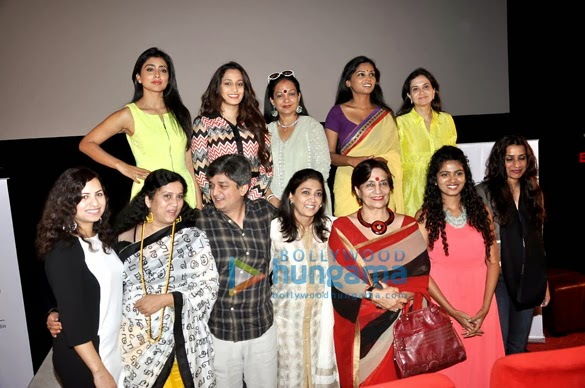 Shriya Saran and Shweta at WIFT Women's Day celebration
