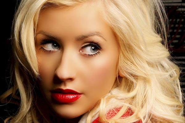 christina aguilera lyrics