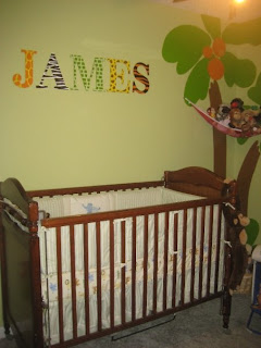 Kidspired Creations Curious George Paints A Nursery