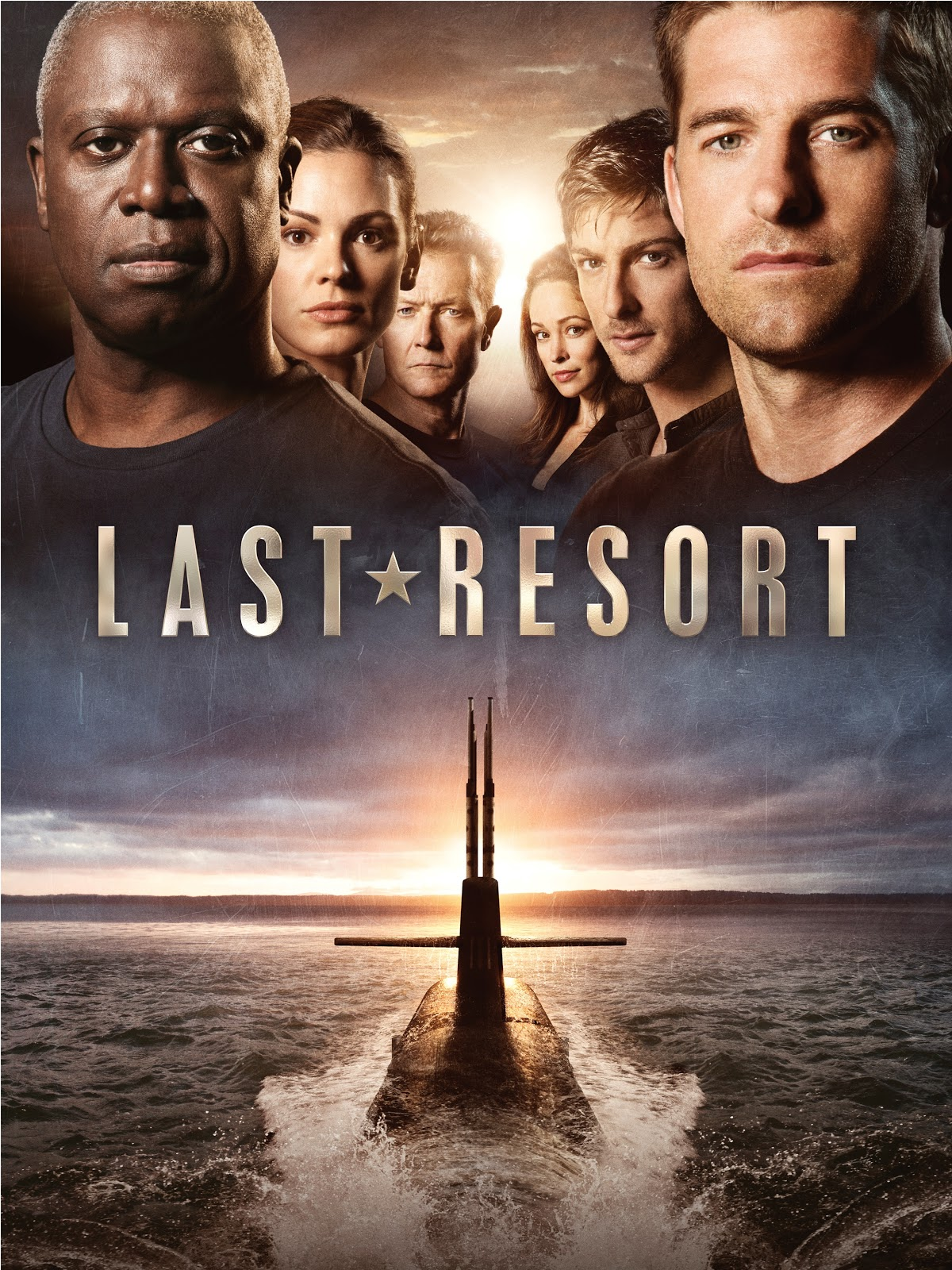 last resort saison 1 episode 1