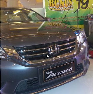 HJC Advanced Technology Exhibition at the New Honda Accord