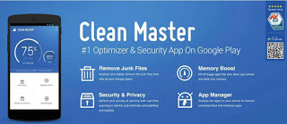 Clean Master (Boost & AppLock) | Andromin