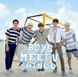 SHINee (샤이니) - Boys Meet U (Japanese)
