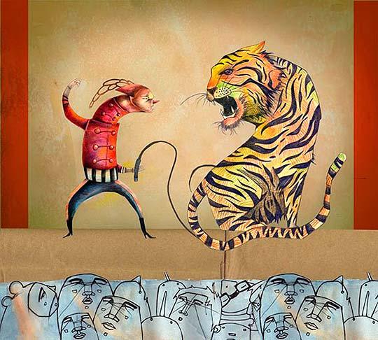 Ilustración de Tierraboca