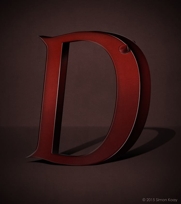 D for Daredevil