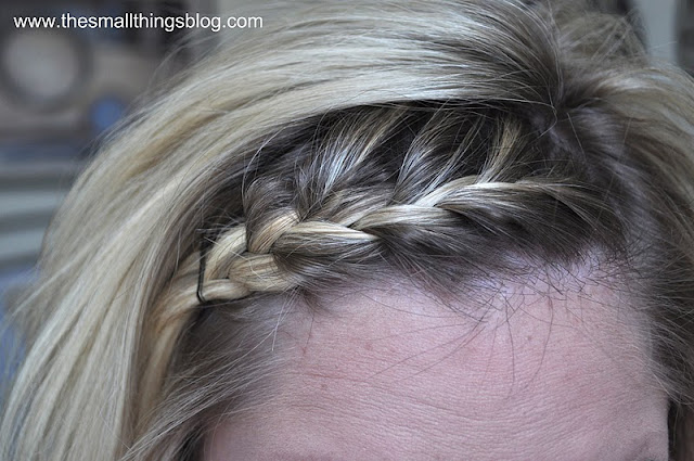 hair fashion tutorial: french braid tutorial