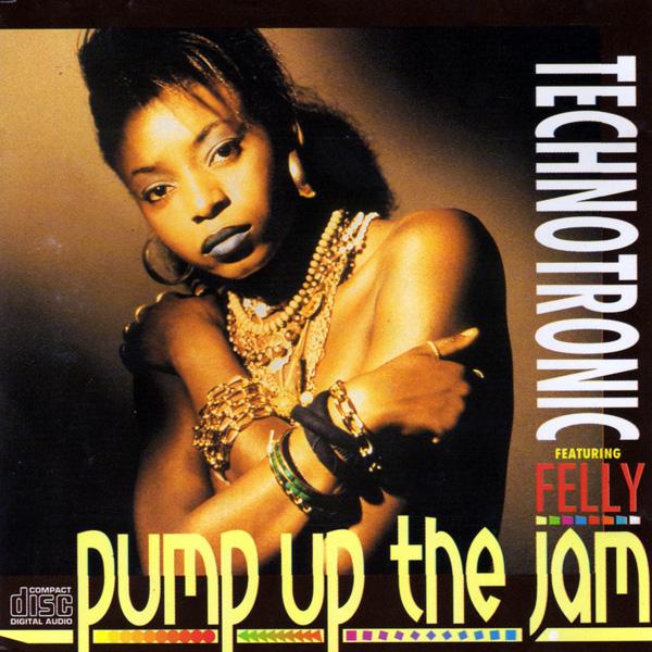 Mark 39 s tracks technotronic pump up the jam 1989 for 1234 get your booty on the dance floor lyrics