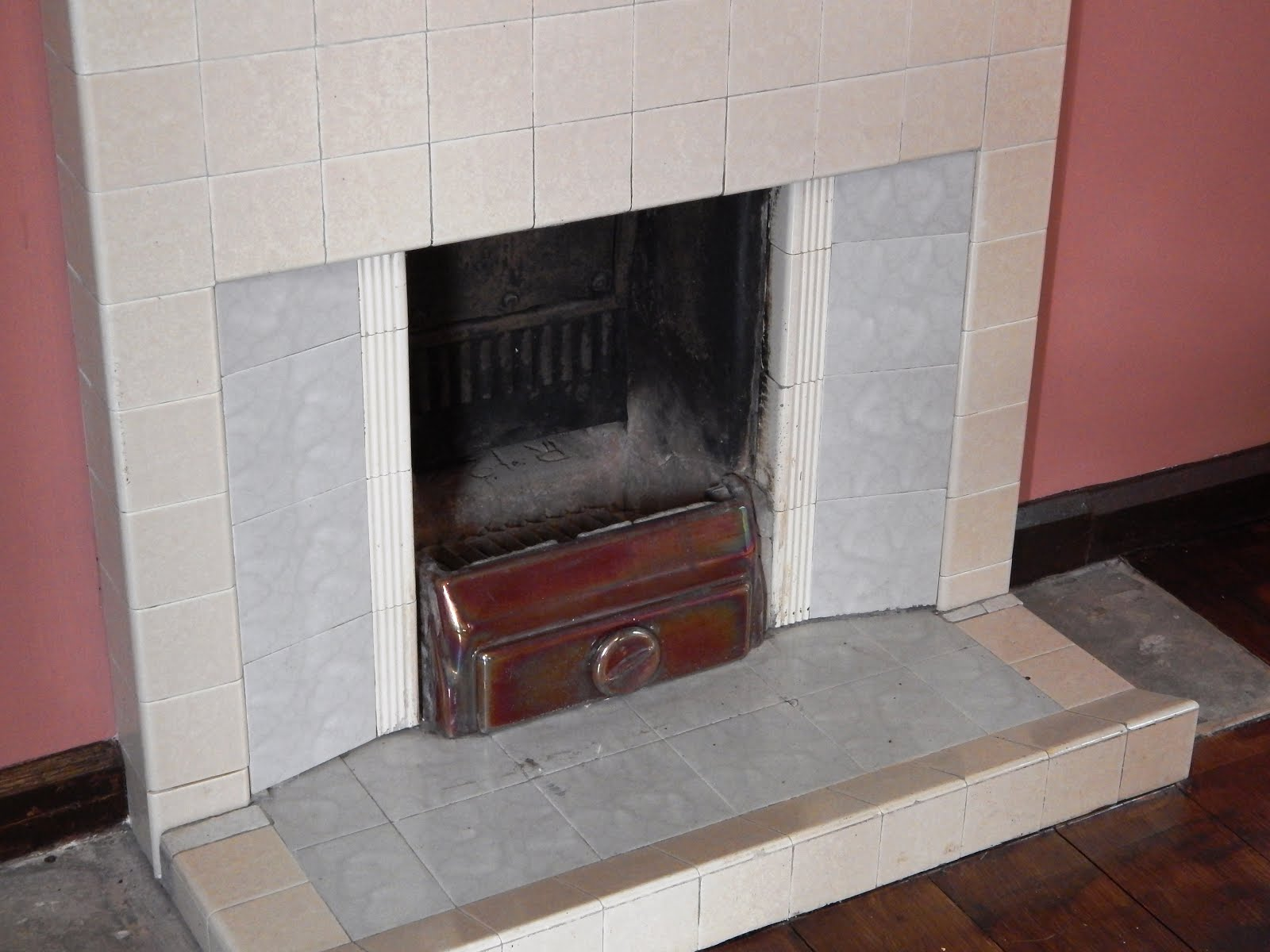Remember fireplaces like this?