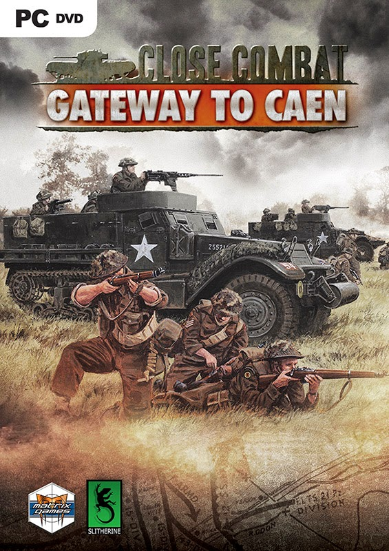 Close Combat: Gateway to Caen PC Game release