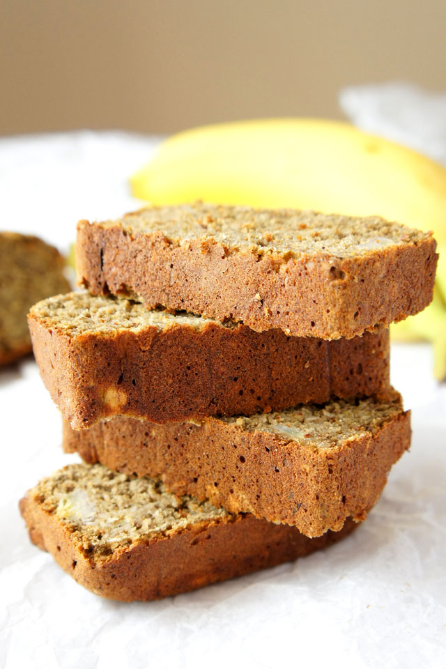 Top 5 Recipes of 2014 | Superfood Protein Banana Bread | The Road to Less Cake | #2014 #FoodPorn #Recipes #Healthy